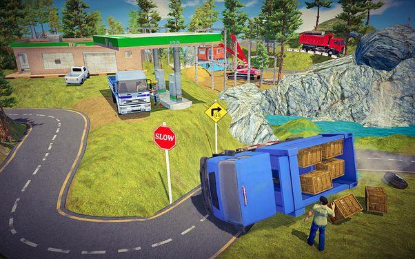 运输卡车司机app