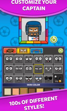 弹球足球世界app
