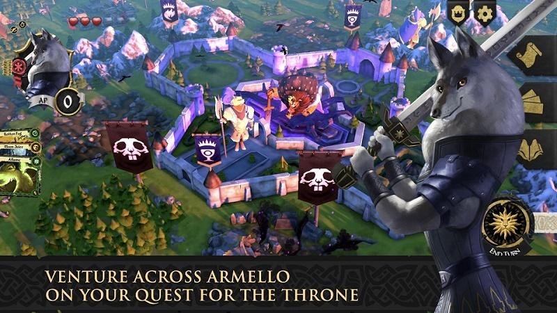 阿门罗王国战争游戏安卓中文破解版