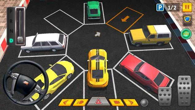 停车场3D破解版