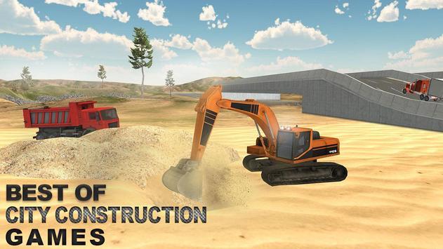 重型挖掘机模拟器手机版