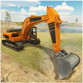 重型挖掘机模拟器官方版