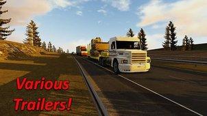 重型卡车模拟器游戏