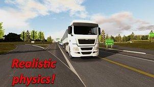 重型卡车模拟器内购版