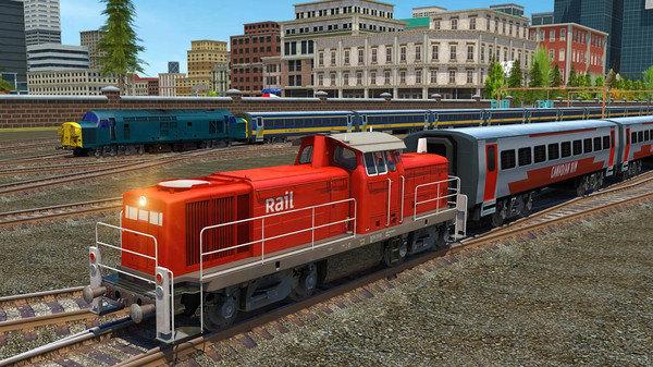 火车驾驶模拟2020破解版