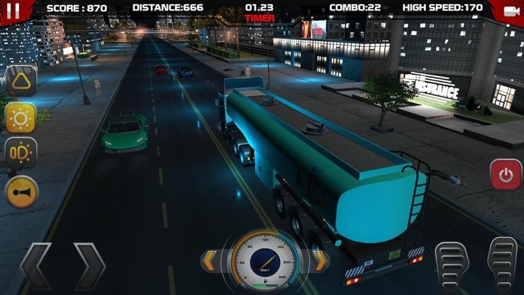 高速公路交通竞赛最新版