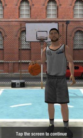 真实篮球2