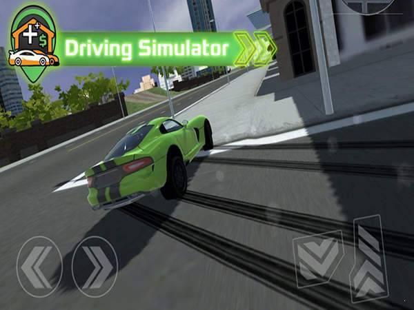 汽车驾驶模拟器2020中文版
