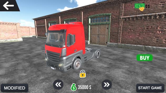 英国卡车模拟器2019app