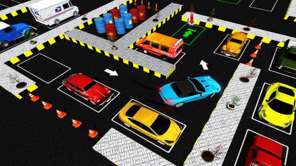 司机停车模拟器手机版