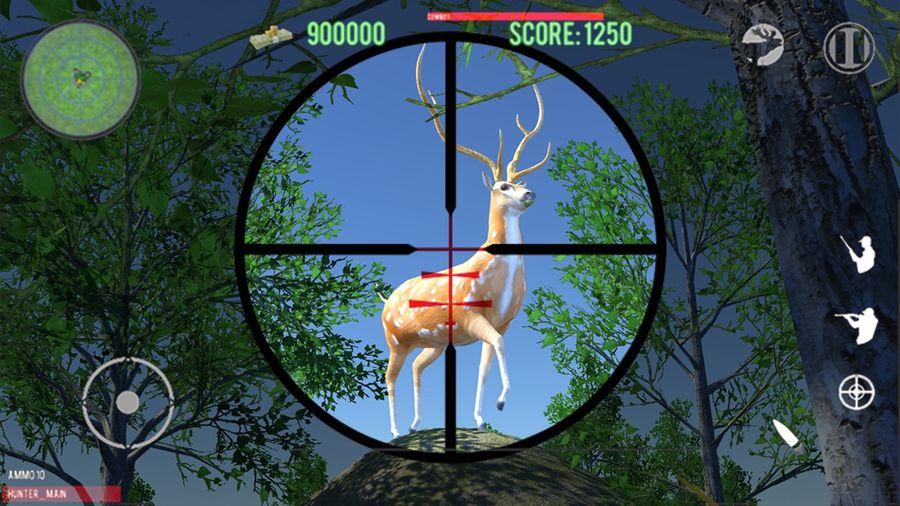猎人模拟器中文破解版下载