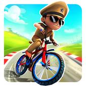 小辛汉姆自行车比赛无限金币版