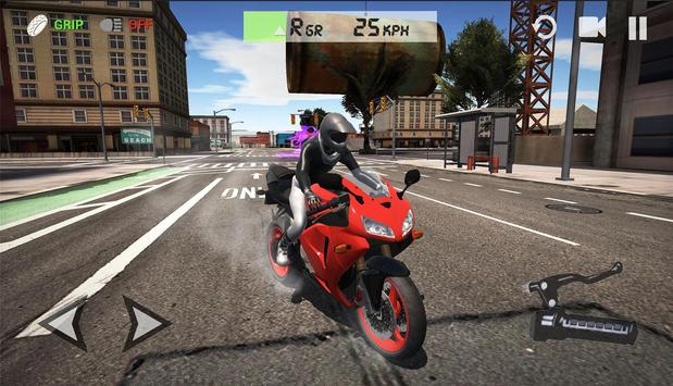 终极摩托车模拟器内购破解版下载
