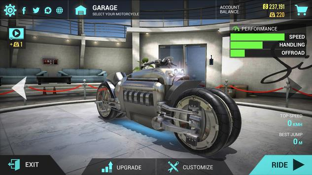 终极摩托车模拟器无限金币下载