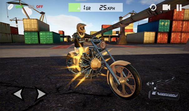 终极摩托车模拟器完美破解版下载