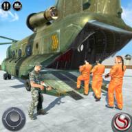 美军直升机囚犯运输破解版