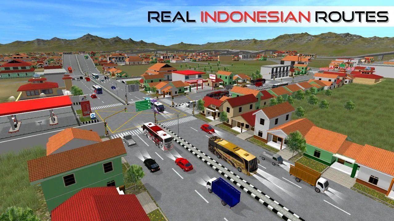 印尼巴士模拟器全车辆解锁版