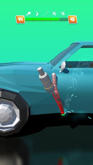 汽车修复3D破解版下载