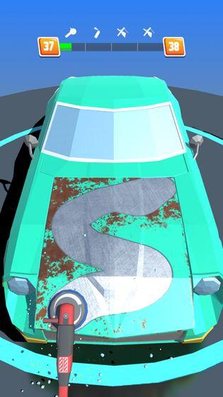汽车修复3D手游破解版下载