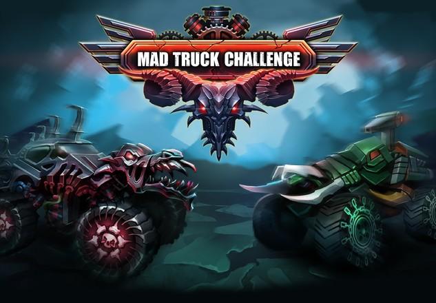 疯狂卡车挑战