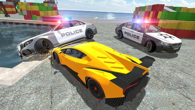 警察与犯罪无限钻石金币修改版