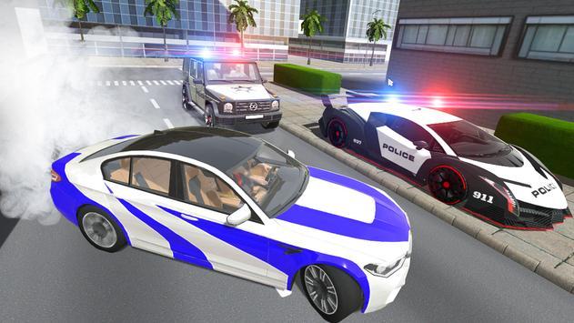 罪犯与警察