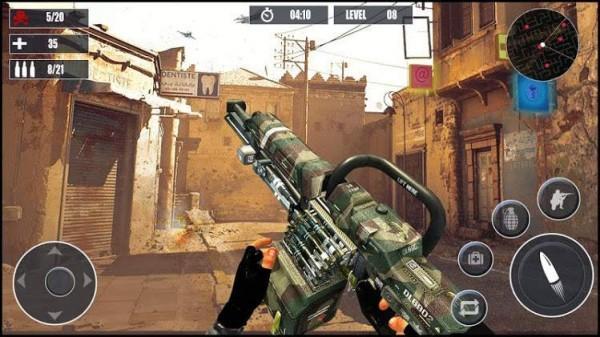 机枪模拟器游戏下载