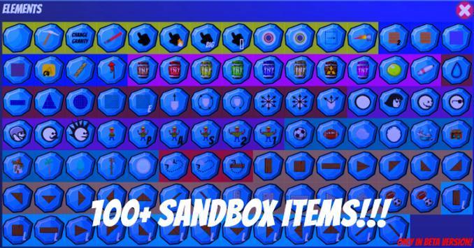 沙盒物理模拟器最新版