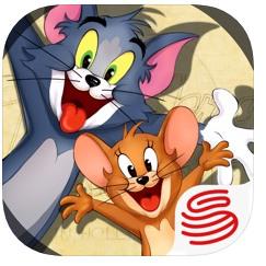 貓和老鼠歡樂互動
