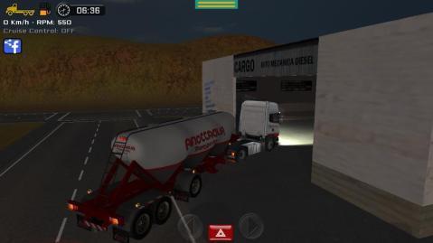 大卡车模拟器无限金币版