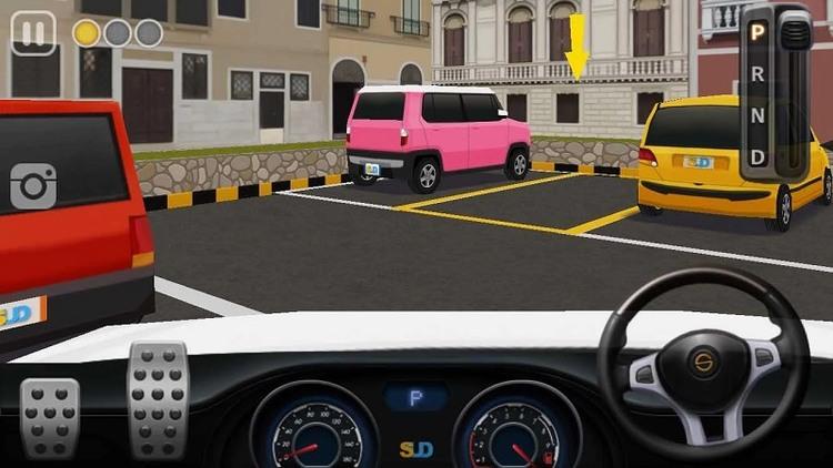 停车达人4汉化版截图3
