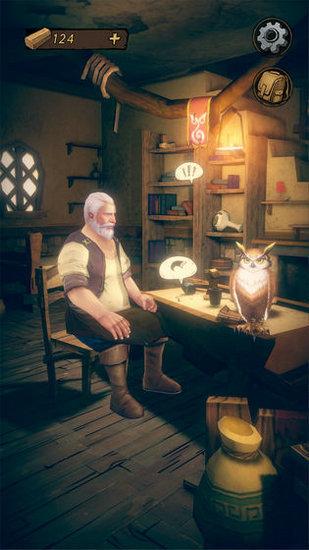 猫头鹰和灯塔无限木头版
