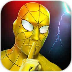蜘蛛英雄惩罚罪恶无限金币版下载