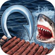 木筏求生饥饿鲨鱼来袭下载