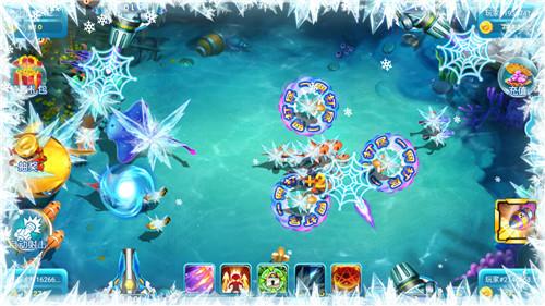 捕鱼游戏最新版下载