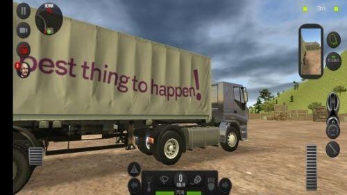 模拟卡车真实驾驶破解版下载