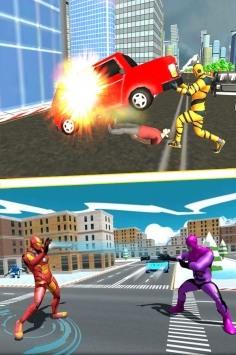 超能飞行队游戏下载