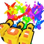 彩色轰炸3D破解版