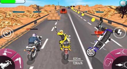 暴力赛车摩托车手机版下载