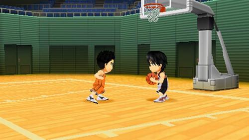 黑子的篮球奇迹比赛汉化版