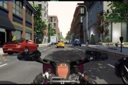 交通狂热摩托游戏下载