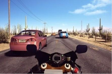 交通狂热摩托手游下载