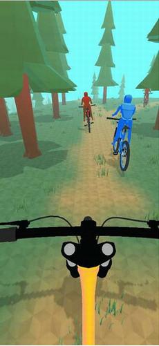 疯狂自行车赛汉化无限钞票版