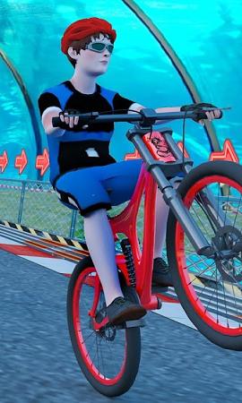 水下自行车竞赛最新版下载