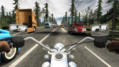 疯狂摩托车无限金币版
