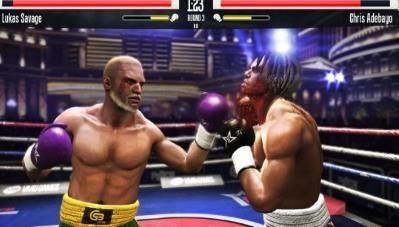 真实拳击无限金币版