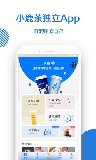 小鹿茶官方手机app下载