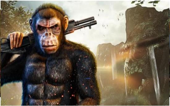 武装猴子手游下载