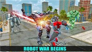 未来忍者机器人之战汉化版下载