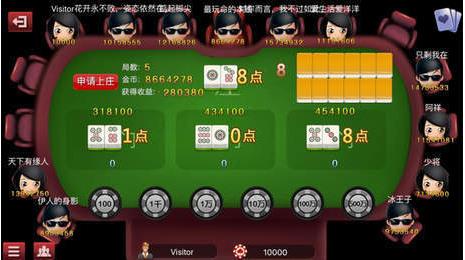 真钱的888棋牌游戏